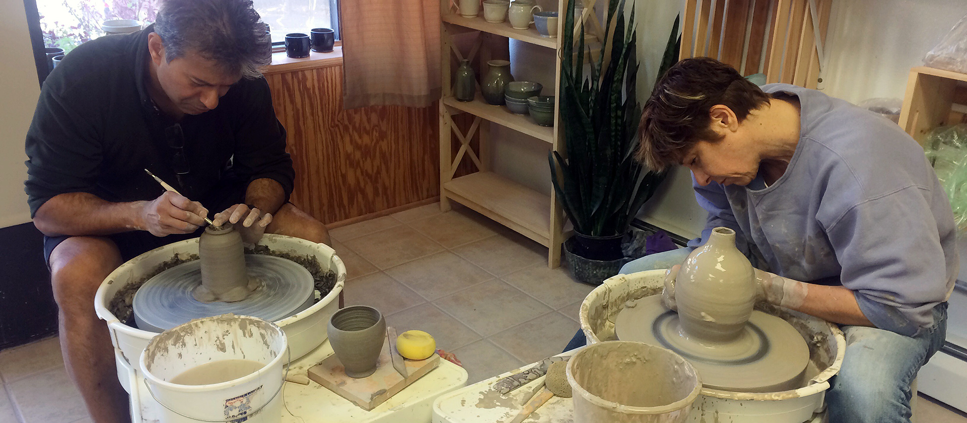NEXT 8-WEEK POTTERY CLASS TERM BEGINS  FEBRUARY 27th! /// STOP BY TO PURCHASE VALENTINE'S GIFTS DURING CLASS & OPEN STUDIO HOURS OR BY APPOINTMENT!!! /// NEW CLAY SOIRÉE, TILE PAINTING & POTTERY 101 DATES ADDED!!!